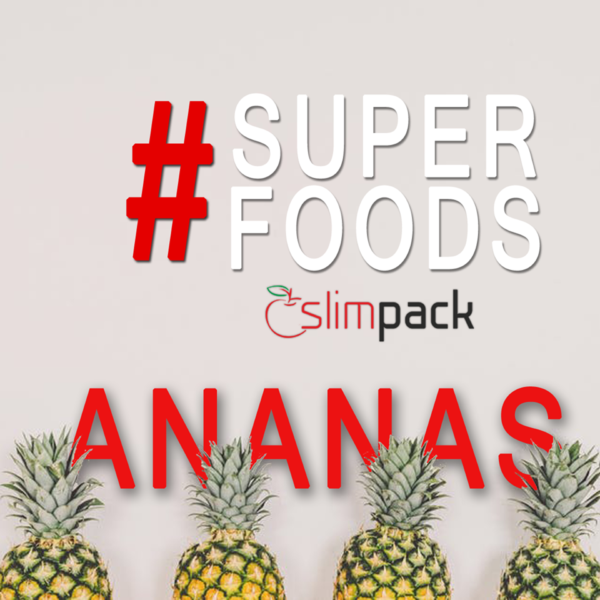 Ananas superfoods