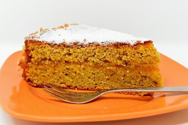 FIT ciasto marchewkowe