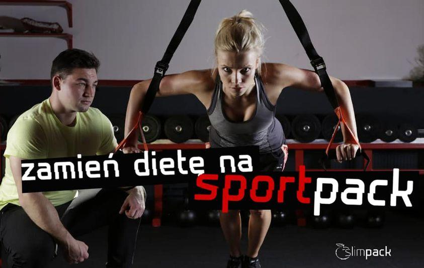 SPORTPACK - dieta dla sportowców z darmową dostawą