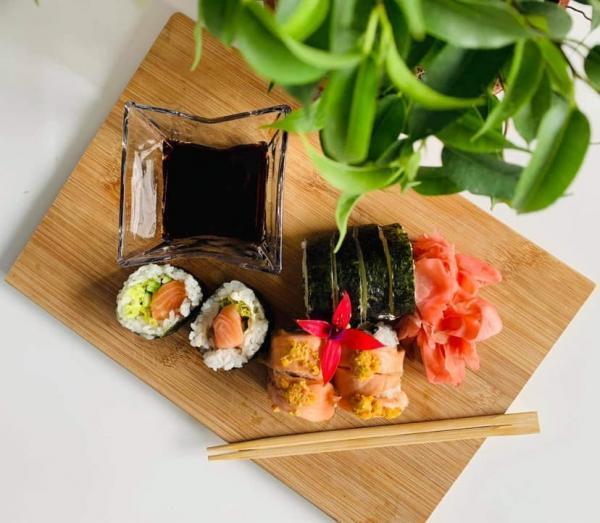 Sushi catering dietetyczny Wejherowo